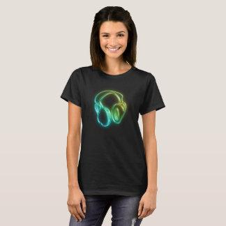 Electric Beats Headphones T-Shirt
