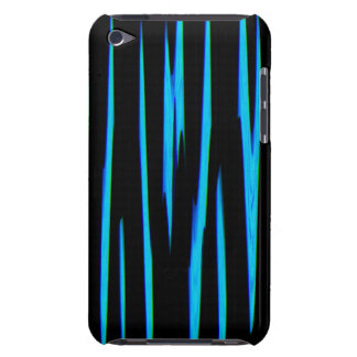 ELECTRIC BLUE (an abstract art design) ~ iPod Touch Case