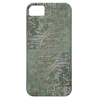 Electronic Circuit iPhone 5 Cover