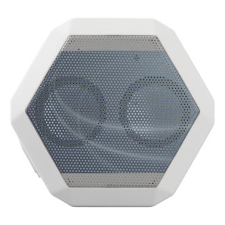 Electronics and technology for anyone white bluetooth speaker