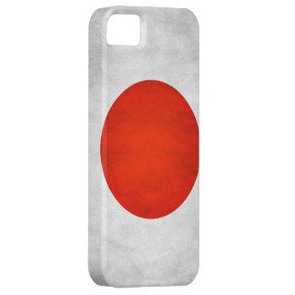 ElectroSky - Japan Flag m521039 iPhone 5 Case