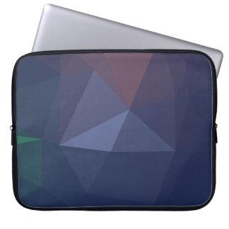 Elegant and Modern Geometric Art - Destiny Soul Laptop Sleeve