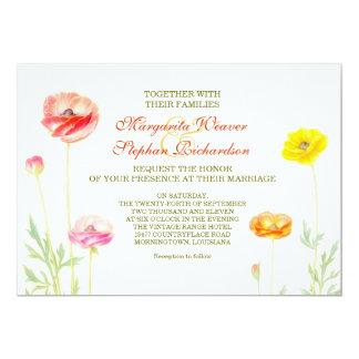 elegant beautiful design wedding invitations