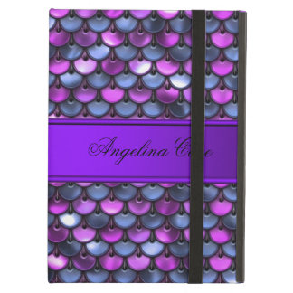 Elegant Case Purple Sequins  iPhone 5 Elegant