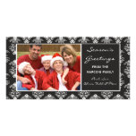Elegant Christmas Card Picture Card
