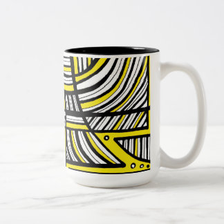 Elegant Considerate Bliss Wow Two-Tone Coffee Mug
