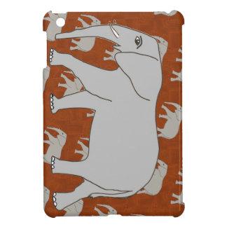Elegant Elephant Case Savvy iPad Mini Glossy Case iPad Mini Covers