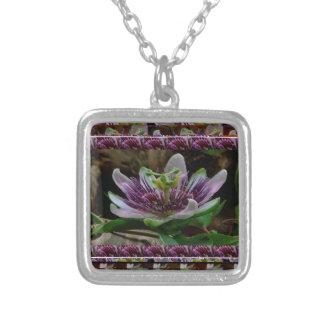 Elegant EXOTIC flower Template DIY Gifts floral Necklaces