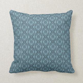 Elegant Floral Decorative Pillow