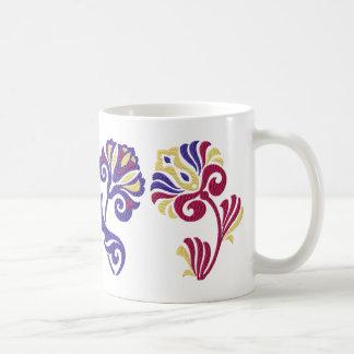 Elegant Flowers Mug