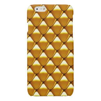 Elegant Gold Scale Pattern