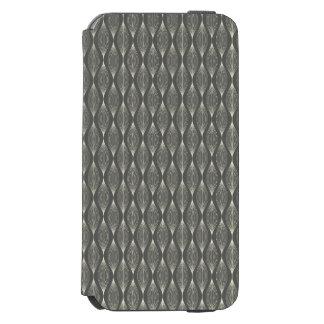 Elegant grey Wallet Incipio Watson™ iPhone 6 Wallet Case