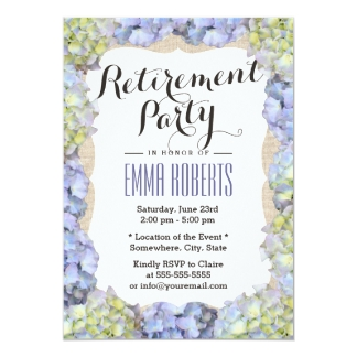 retirement party invitations templates .