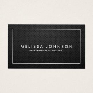 Elegant & Modern Black and Gold Professional