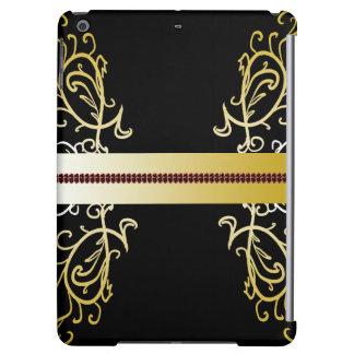 Elegant Ornate Dressy Fancy Steampunk Fashion Cover For iPad Air