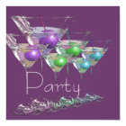 Elegant party special occasion CUSTOMIZE Card