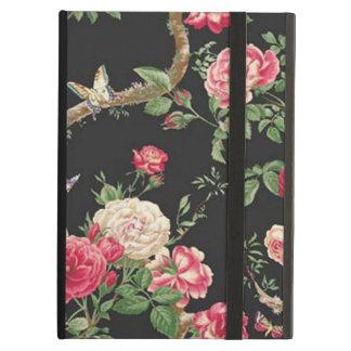 Elegant Pink Rose iPad Case