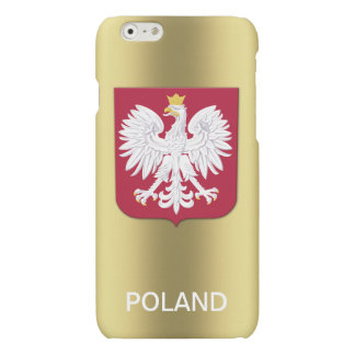 Elegant Polish Eagle Red Shield