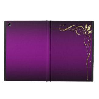 Elegant Purple Case iPad