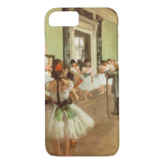 Elegant Vintage Degas The Dance Class, Ballerina iPhone 7 Case