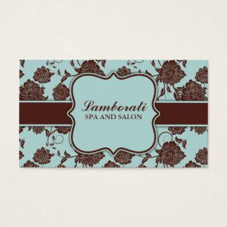 Elegant Vintage Floral Pattern Interior Decorator