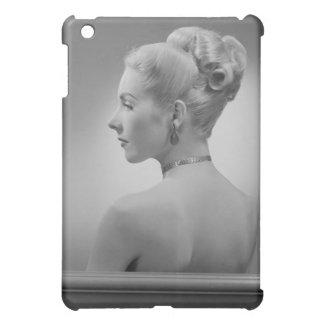 Elegant Woman iPad Mini Cover