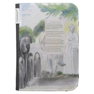 'Elegy written in a Country Church-Yard', design 1 Kindle 3 Case