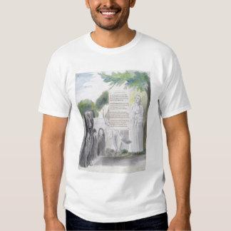 'Elegy written in a Country Church-Yard', design 1 T-shirts