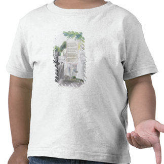 'Elegy written in a Country Church-Yard', design 1 Tee Shirt