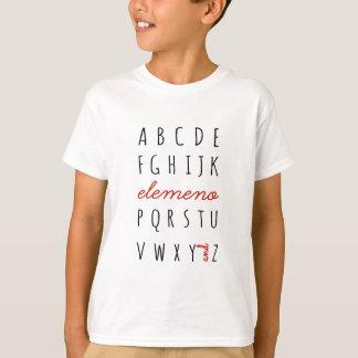 Elemeno T-Shirt