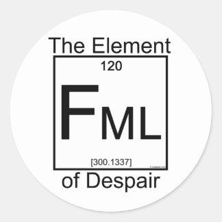 Element FML Stickers