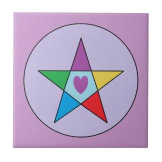 Elemental Love Tile
