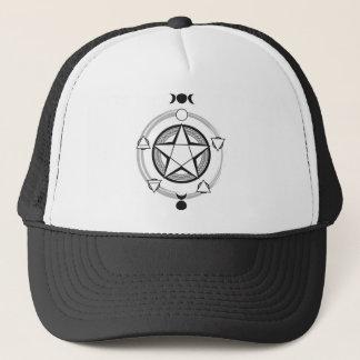 Elemental Pentagram Caps