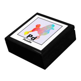 Elemental Poodle Gift Box