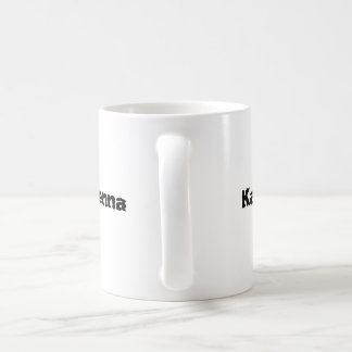 Elemental Thesis Unbound Character Mug