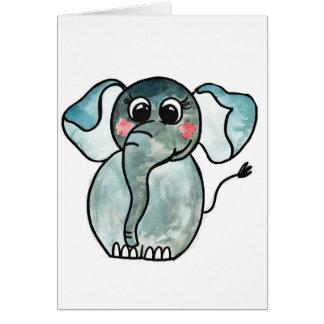 Elephant Card