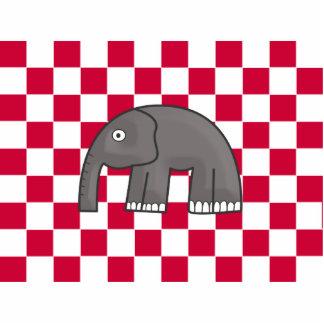 elephant copy cut outs