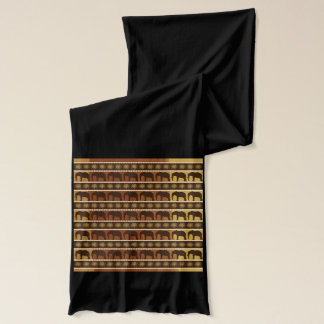 Elephant Designer Scarf Wrap