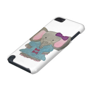 Elephant Jungle Friends Baby Animal Water Color iPod Touch 5G Covers