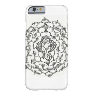 Elephant Mandala Henna Phone Case for iPhone 6 /6s