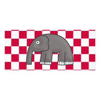 elephant rack card