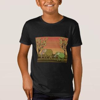 Elephants Habitat T-shirt