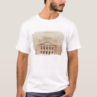 Elevation of house of director of the salt T-Shirt