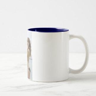 Eleven me Two-Tone mug