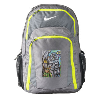 elf and dragon art one backpack
