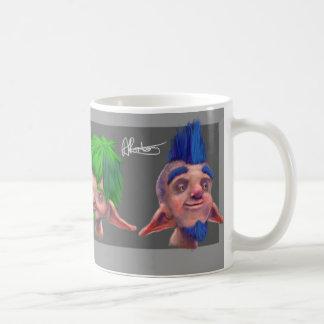 Elf Character Mug