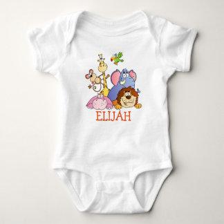 ELIJAH baby named gifts ELIJAH Baby Bodysuit