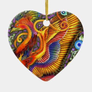 Elipharon Heart Ornament