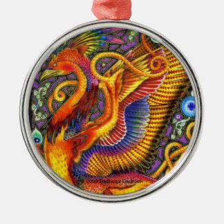 Elipharon Premium Round Ornament