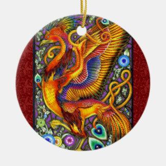 Elipharon Round Ornament